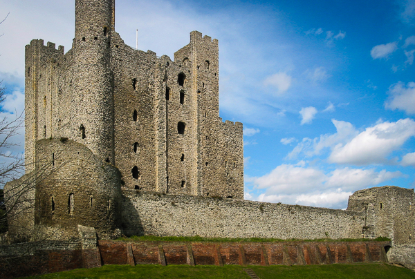 Rochester Castle Photo